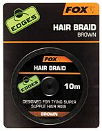 Fox Edges Hair Braid 10m Bait Floss