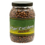 Food particles